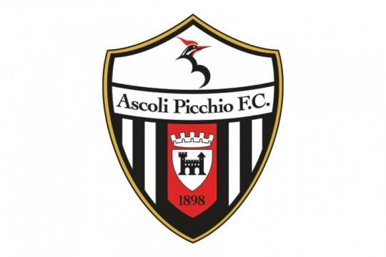 Lo stemma dell'Ascoli Picchio FC 1898