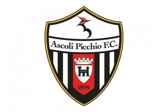 Lo stemma dell'Ascoli Picchio F.C. 1898