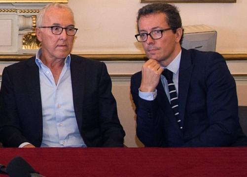 OM : quand Jacques-Henri Eyraud se faisait pistonner pour avoir ... - bfmtv.com