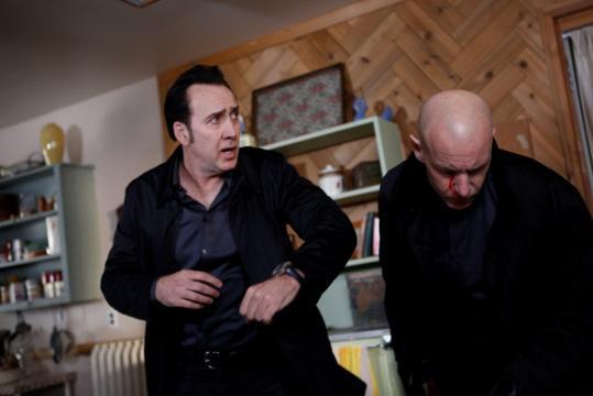 Nicolas Cage in