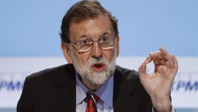 Mariano Rajoy culpa a pirómanos de fuegos mortales en España - udgtv.com