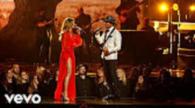 Wowing the crowd at the 2017 CMA's or comfortable at home, Tim McGraw and Faith Hill call music a treasure. CMA/YouTube