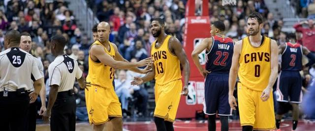 Derrick Rose injured [Image via Cleveland Cavaliers/YouTube]