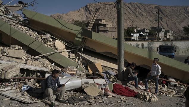 Earthquake on Iran-Iraq border leaves 400 dead, thousands injured - washingtonexaminer.com