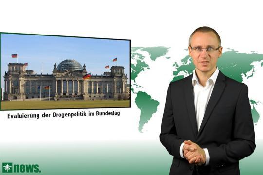 Georg Wurth übergibt Petition im Bundestag - mushroom-magazine.com