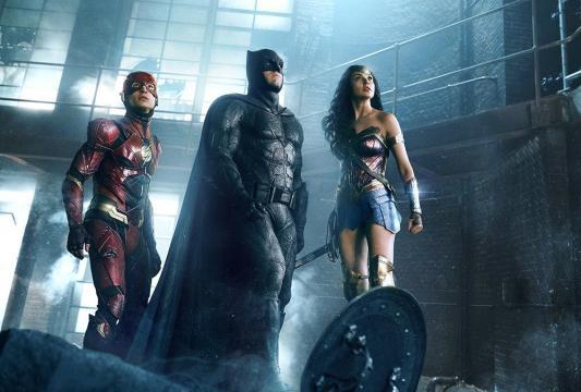 Justice League Review — Rendy Reviews - rendyreviews.com