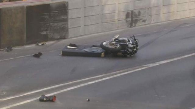 Daniel Hegarty morre em acidente no GP de Macau (Foto: captura de Tela)