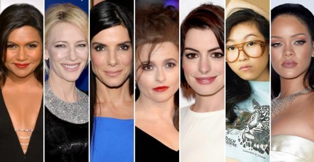 All Female 'Oceans Eight' Getting a Summer 2018 Release - Geek ... - geekgirlauthority.com