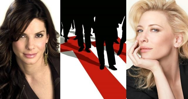 Ocean's Eleven All-Female Spinoff Gets Titled Ocean's Eight - MovieWeb - movieweb.com