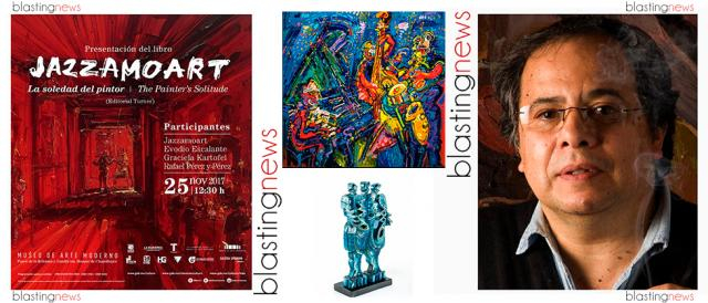 Jazzamoart. Edición por Tadeo Alvarado