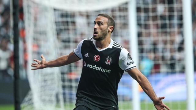 Cenk Tosun'un gol hasreti sürüyor - Süper Lig 2016-2017 - Futbol ... - eurosport.com