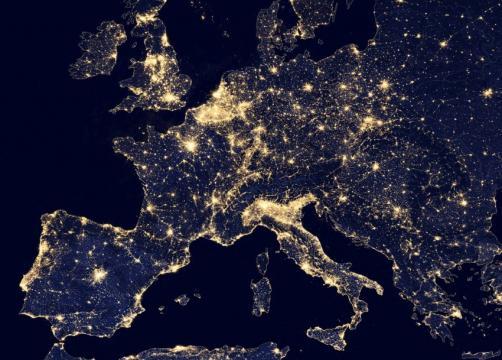 Lichtverschmutzung durch LED-Lampen-So groß ist das Problem - Bild ... - spiegel.de