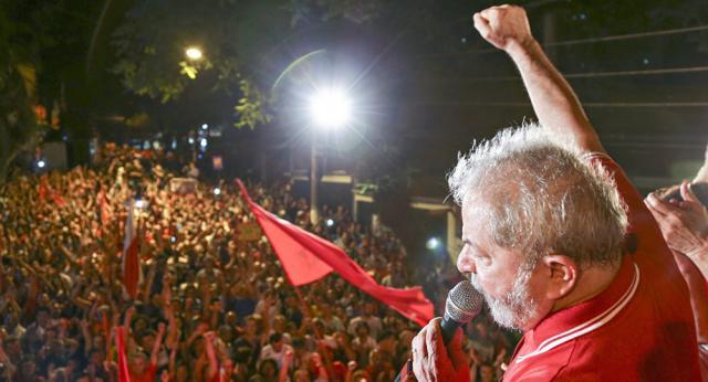 Lula é visto como única opção petista.