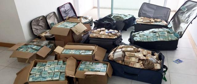 PF apreendeu R$ 51 milhões em