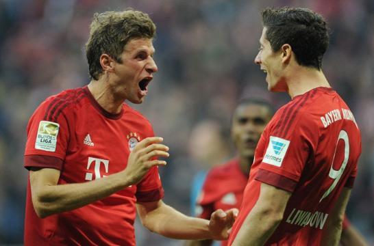 Neue Bundesliga-Martkwerte: Müller und Lewandowski knacken ... - abendzeitung-muenchen.de