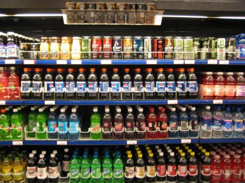 Sugary Drinks will no longer be taxed - image - CCO   Wikimedia Commons
