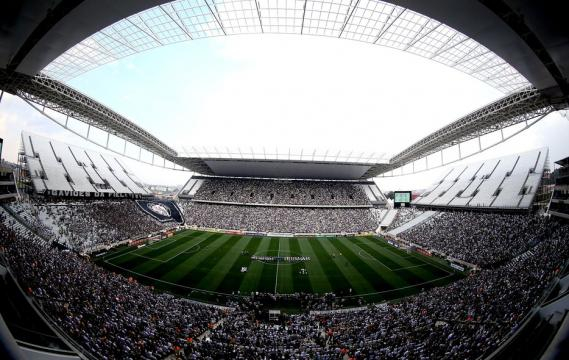 As imagens mais espetaculares da Arena Corinthians - com.br