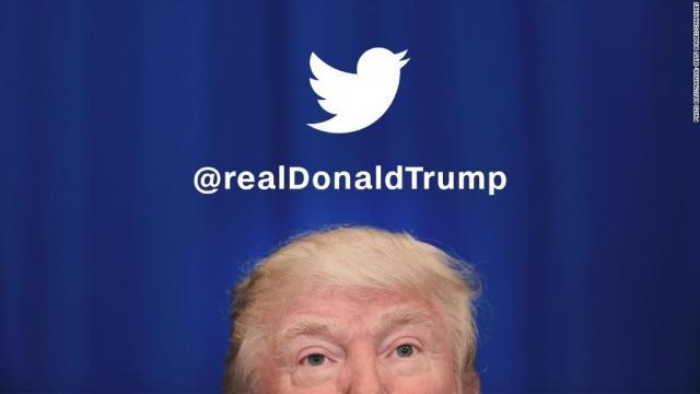 Donald Trump has been shut down Image - Twitter