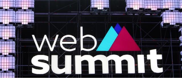 O Web Summit atrai milhares de visitantes a Lisboa