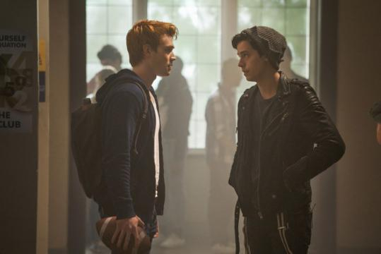 Archie and Jughead: Bromance. Credit: CW|YouTube