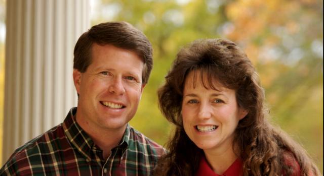 Jim and Michelle Duggar - Image credit - Michelle_Duggar   Wikimedia