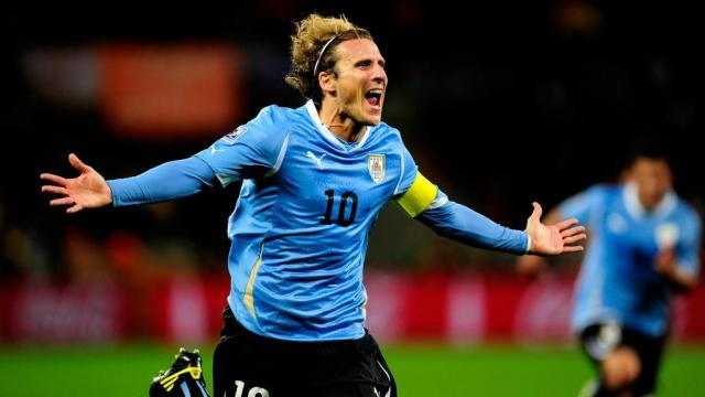 El delantero uruguayo Diego Forlán confesó un dato sumamente interesante