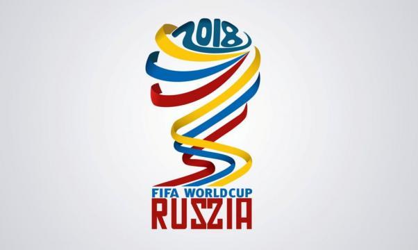 Il logo ufficiale dei Mondiali di Russia 2018