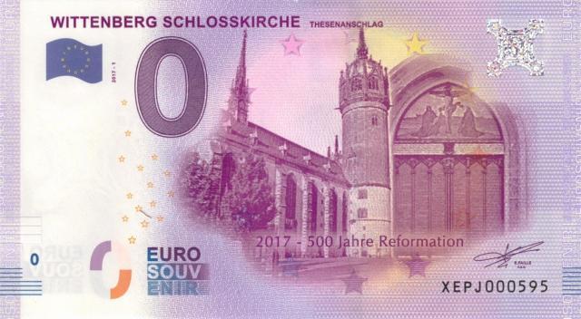 Mais um exemplo de outra nota de zero euros