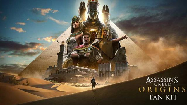 Assassin's Creed Origins: Fan Kit 2 | | Assassin's Creed Origins ... - ubisoft.com