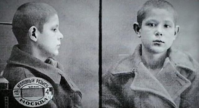 Najmłodsza ofiara rozstrzeliwań z 28 lutego 1938 miała 15 lat (YouTube screenshot)