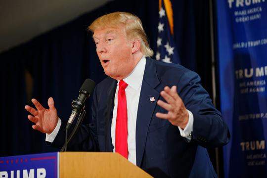 Seven reasons why Trump was a disastrous choice.( photo wikimedia author michael vadon)