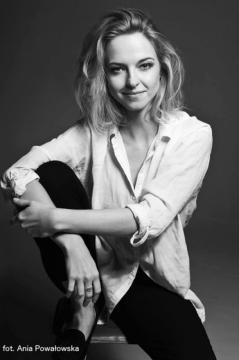 aktorka Marta Nieradkiewicz (fot. Ania Powałowska)