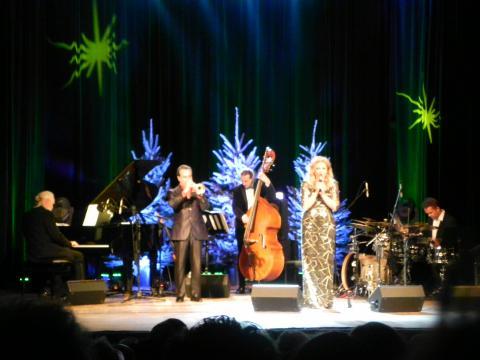 'Christmas Songs' w Ostrowcu Świętokrzyskim (fot. Krzysztof Krzak)