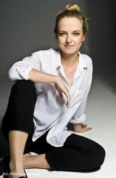 Marta Nieradkiewicz - zdjęcie z sesji (fot. Ania Powałowska)