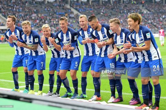 Hertha BSC v Hamburger SV - Bundesliga Photos and Images | Getty ... - gettyimages.com
