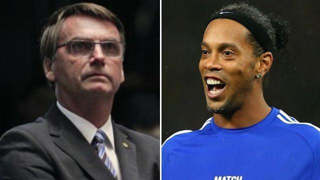 Bolsa Gaúcho? Uma possível (ou não tão possível assim) levaria Ronaldinho ao Senado por partido do capitão I Youtube