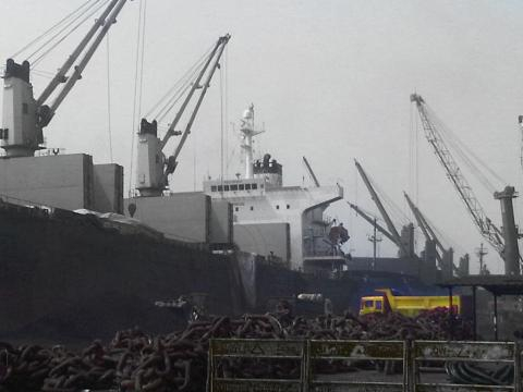 Iron Sunshine || Chains to progress - The New Mangalore Port
