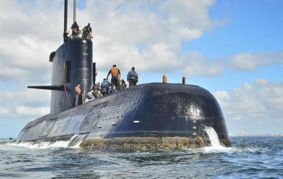 Argentinische Marine: «Keine Spur des verschollenen U-Boots ... - traunsteiner-tagblatt.de
