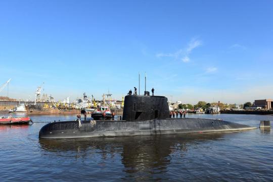 Verschollenes U-Boot im Südatlantik: Wie zwei Soldaten dem ... - web.de