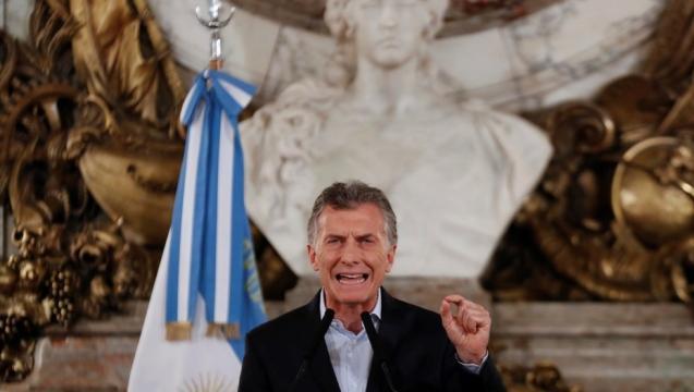 Macri en vez de explicar como nos beneficia la reforma, se dedicó solo a atacar a la oposición