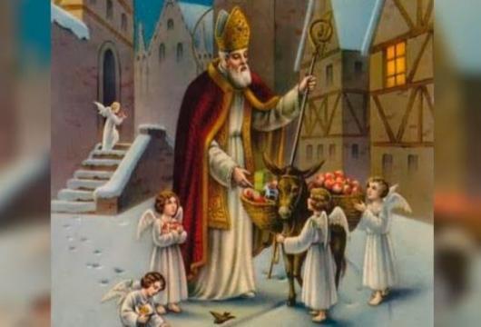 Santa Claus o San Nicolás, quién es Papá Noel? - Diario La ... - diariolaprovinciasj.com