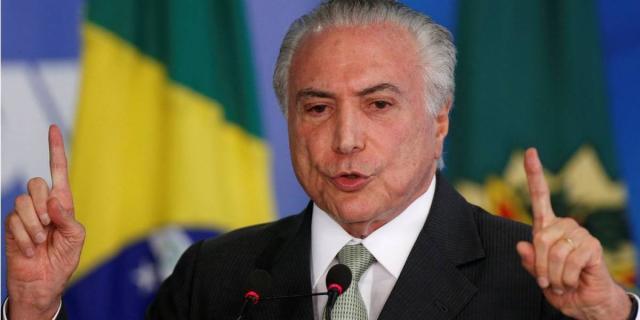 Presidente Michel Temer assinou decreto beneficiando presos comuns e condenados por corrupção