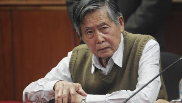 Peru: Don't Give Fujimori Special Treatment   Human Rights Watch - hrw.org