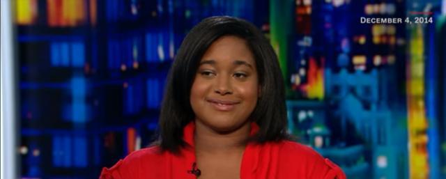 Erica being interviewed on CNN/https://www.youtube.com/watch?v=voAWMnvLUm4