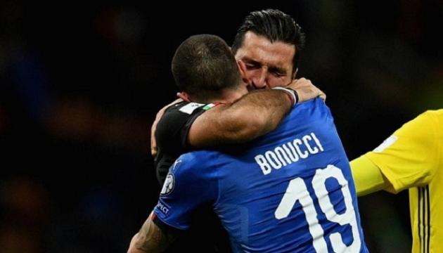 Buffon y Bonucci no estarán en el Mundial de Rusia. Foto cortesía Mundo Deportivo