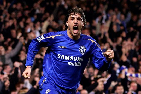 Crespo: I had fun with Chelsea. I loved London   FourFourTwo - fourfourtwo.com