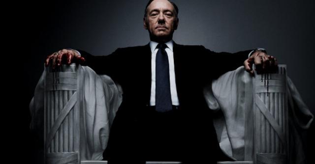 House of Cards Staffel 6: Steht die Polit-Serie jetzt vor dem Aus ... - giga.de