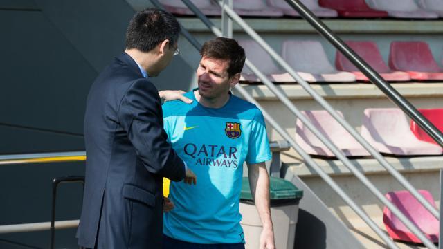 Messi interviene en la negociación de un crack con un grande de la Premier