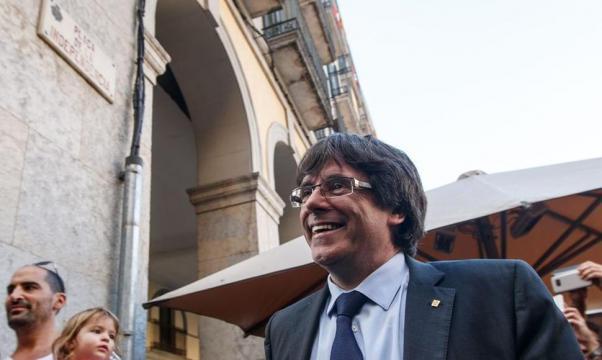 Puigdemont no irá a declarar a Madrid y pide hacerlo desde Bélgica ... - com.ni