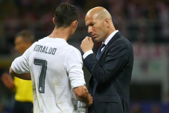 Real Madrid : La grosse annonce de Pérez sur Ronaldo et Zidane !